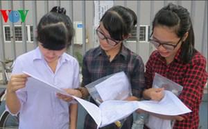 Bộ Giáo dục – Đào tạo chính thức công bố điểm thi trên VOV.VN