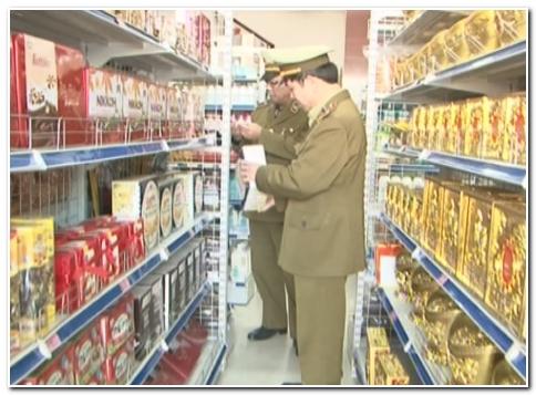 Kiểm tra vệ sinh an toàn thực phẩm gần 500 hộ kinh doanh trong dịp tết Đinh Dậu