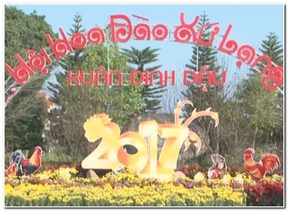 Hội Hoa đào - Cơ hội quảng bá đào Lạng Sơn