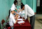 Phát triển đảng: Ghi nhận ở Đảng bộ Sở Tài nguyên và Môi trường