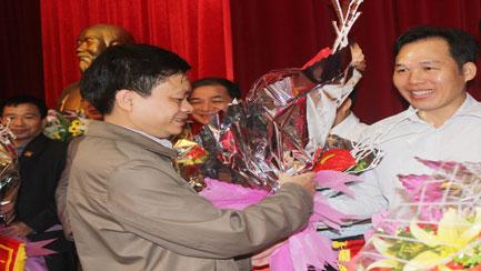 Ngành Tổ chức xây dựng Đảng tỉnh Lạng Sơn: 85 năm xây dựng và trưởng thành