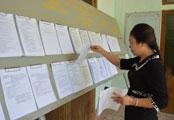 Thủ tục hành chính ở xã Mai Sao: Kiểm soát tốt, thuận cho dân