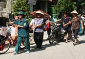 Thành phố LạngSơn: Phát triển đảng trong dân quân tự vệ