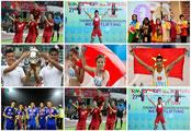 10 Sự kiện thể thao trong nước năm 2015
