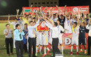 Đánh bại U19 Viettel, U19 Hà Nội T&T vô địch Giải U19 quốc gia