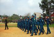 Chăm lo phát triển đảng viên trong lực lượng dân quân tự vệ