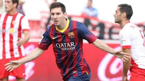 Almeria - Barca: Messi sẽ phá kỷ lục ghi bàn ở La Liga?