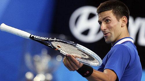 Novak Djokovic sẽ gặp David Ferrer trong trận chung kết
