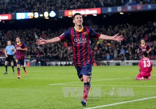 Messi và đồng đội bị kiểm tra doping trước trận gặp Man City