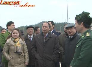 Bộ Nông nghiệp và Phát triển nông thôn: Kiểm tra công tác phòng, chống nhập lậu trái phép gia câm tại Lạng Sơn