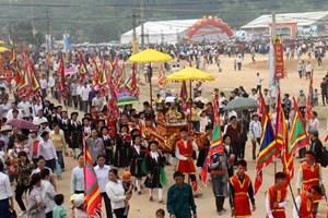 Lễ hội Tây Thiên 2014: Làm tốt bảo đảm an ninh trật tự