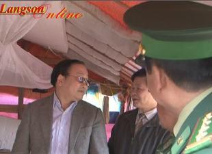 Phó Thủ tướng Hoàng Trung Hải: Lạng Sơn cần chủ động ngăn chặn dịch bệnh qua biên giới - Triển khai đồng bộ các giải pháp để đẩy mạnh phát triển kinh tế trong năm 2014