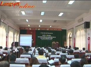 Lạng Sơn: Tuyên truyền phổ biến Luật Tài nguyên nước