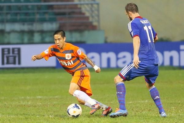 Cận cảnh trận đấu bị nghi bán độ của Vissai Ninh Bình
