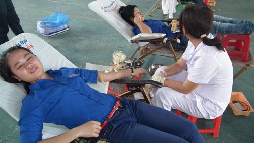 Đà Nẵng hưởng ứng Ngày toàn dân hiến máu tình nguyện