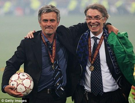Mourinho bắt cá hai tay với Chelsea, Inter?
