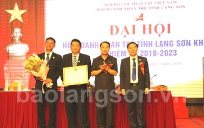 Hội Doanh nhân trẻ Lạng Sơn đại hội lần thứ IV