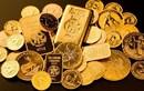 Giá vàng trong nước tiếp tục xu hướng giảm nhẹ
