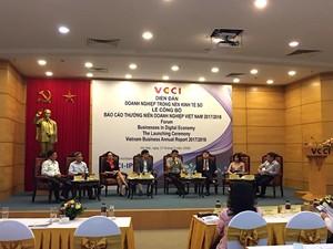 Doanh nghiệp Việt Nam cần thích ứng nhanh hơn với nền kinh tế số