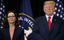 Nữ giám đốc CIA đầu tiên tuyên thệ nhậm chức