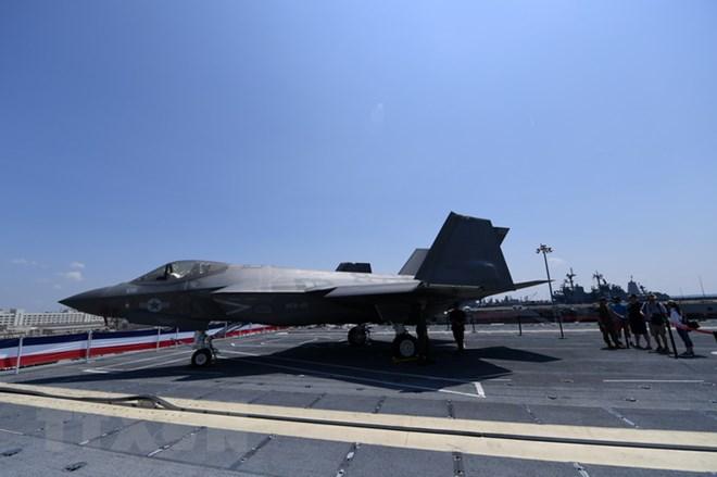 Israel là nước đầu tiên tác chiến bằng máy bay F-35 của Mỹ
