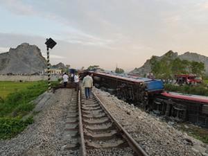 Khẩn trương khắc phục hậu quả vụ lật tàu làm 6 người thương vong