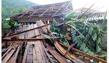 Thiên tai gây nhiều thiệt hại về tài sản ở các địa phương