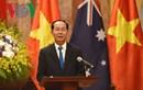 Chủ tịch nước chủ trì tiệc chiêu đãi trọng thể Toàn quyền Australia