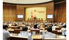 Thông cáo số 6 Kỳ họp thứ 5, Quốc hội khóa XIV
