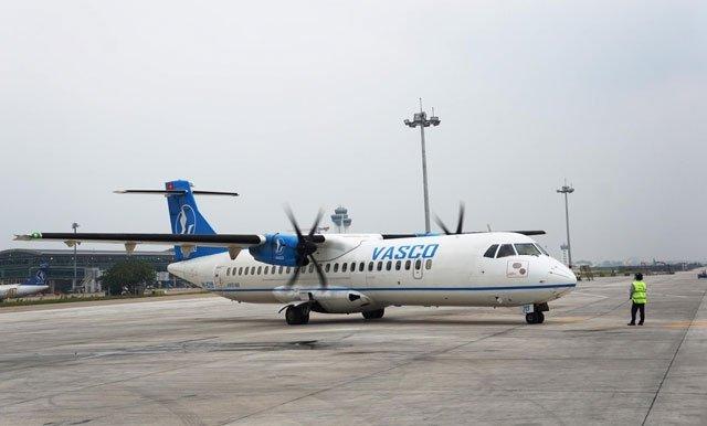 VASCO điều chỉnh kế hoạch khai thác 12 chuyến bay