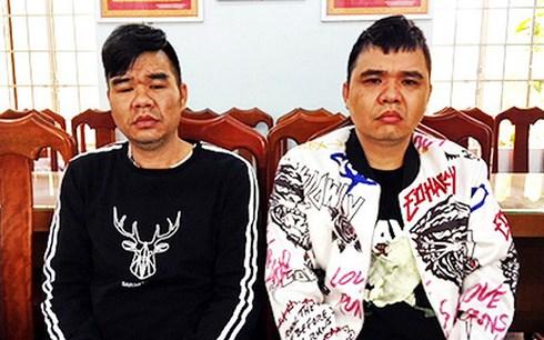 Bắt hai trùm xã hội đen Trung Quốc ở Khánh Hòa
