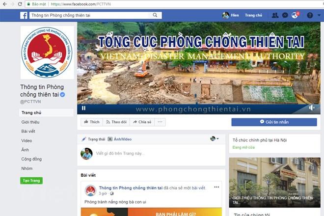Facebook hỗ trợ Việt Nam dùng công nghệ ứng phó thảm họa thiên tai