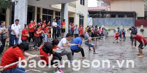Trên 70 vận động viên tham dự Giải thể thao Hội Nhà báo tỉnh