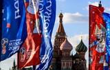 World Cup 2018: Nước Nga chào đón cả thế giới