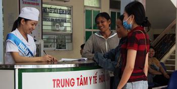 Trung tâm Y tế huyện Hữu Lũng: Thi đua vì sức khỏe người bệnh
