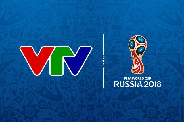 VTV chính thức sở hữu bản quyền World Cup 2018