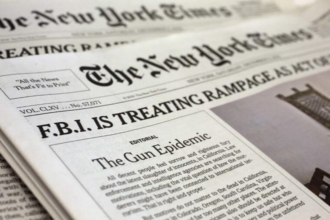 Mỹ: Tình hình xuất bản báo chí tiếp tục trải qua một năm ảm đạm