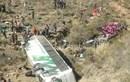 Tai nạn xe buýt thảm khốc ở Bolivia, 12 người chết, 30 người bị thương