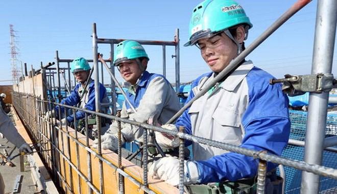 Nhật Bản thông qua kế hoạch thu hút lao động nước ngoài