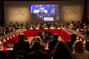 Quyết định quan trọng của G20