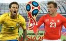 Lịch thi đấu và tường thuật trực tiếp World Cup 2018 hôm nay (17/6)