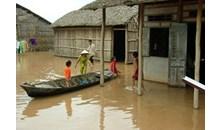 Điều chỉnh một số chính sách xây dựng cụm dân cư vùng ngập lũ