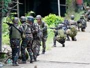 Quân đội Philippines đụng độ với tàn quân ủng hộ IS ở miền Nam