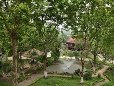 """Trang viên Đồng Gội: """"Của hiếm"""" cho nghỉ dưỡng gần Hà Nội"""