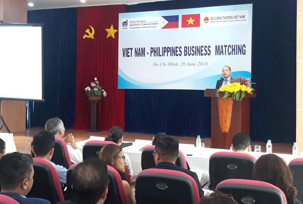 Nhiều DN hàng đầu Philippines tìm kiếm cơ hội kinh doanh tại Việt Nam