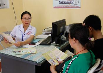 Cao Lộc: Chủ động các biện pháp dự phòng lây nhiễm HIV/AIDS từ mẹ sang con