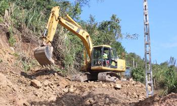 Xây dựng nông thôn mới ở 5 xã đặc biệt khó khăn: Quyết tâm vượt khó
