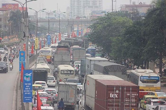 Hà Nội kiến nghị mở rộng nút giao Pháp Vân - Cầu Giẽ nhằm giảm ùn tắc