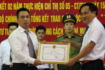 Đảng viên Phạm Thái Hòa: Nhiều sáng kiến, giải pháp trong công tác