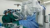 BV đầu tiên ở Việt Nam phẫu thuật cắt thận bằng robot